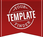 Your Template Finder
